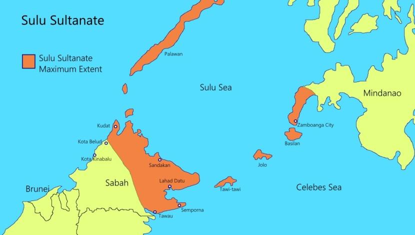 sulu sultanate