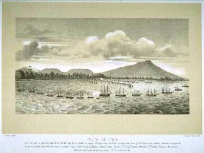 1876 Spanish expedition to Jolo